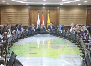 رئيس جامعة بني سويف: مقترح تعاون مع الجهاز الرياضي للقوات المسلحة