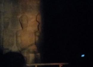 """مدير آثار أسوان: الحضور الكبير لاحتفالية """"أبوسمبل"""" دليل على الاستقرار"""