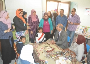 """افتتاح أول وحدة لدمج ذوي الاحتياجات الخاصة بـ""""تعليم المنيا"""""""