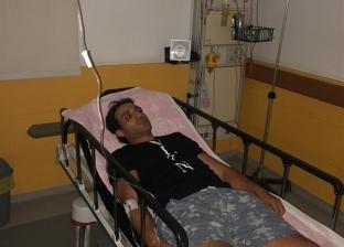 أحمد فهمي يغادر المستشفى بعد تعرضه لهبوط في الدورة الدموية