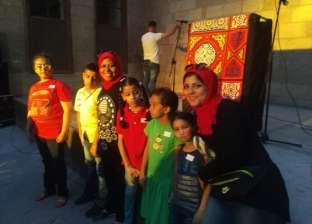 """""""عين شمس"""" تنظم رحلة لأطفال من ذوي الاحتياجات الخاصة لبيت السحيمي"""