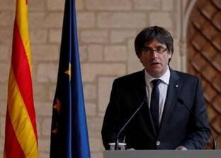 زعيم كتالونيا السابق يدعو الحكومة الإسبانية إلى الحوار