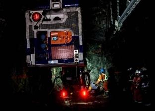 عمال عالقون على عمق 1000 متر أسفل سطح الأرض