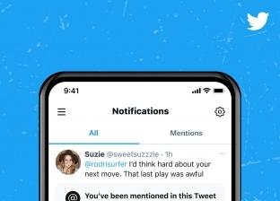 «تويتر» يضيف ميزة جديدة لمستخدميه للتفاعل مع التغريدات