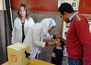 بدء عملة التطعيم ضد مرض شلل الأطفال بسوهاج