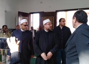 وزير الأوقاف: مساجد الغردقة أصبحت مقصدا للسائحين