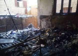 ارتفاع أعداد مصابي انفجار أسطوانة بوتاجاز بأسوان إلى 8 أشخاص