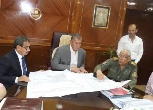 محافظ كفر الشيخ: إنشاء مصنع الرمال السوداء خلال 30 شهرا
