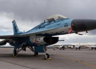 """طائرة إف 16 أمريكية تتحول إلى """"شبح"""""""