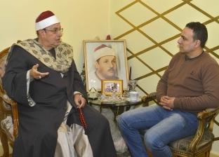 محمود على البنا.. صوت أحبَّته الملائكة.. وآخر كلماته «رب توفنى مسلماً وألحقنى بالصالحين»