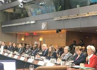 سحر نصر تدعو البنك الدولي لدعم الدول النامية في التجارة البينية