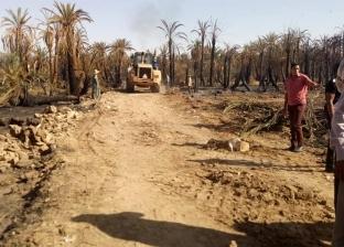 «عمليات الحكومة» تدير أزمة حريق «الوادى الجديد» من مكتب رئيس الوزراء