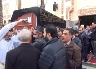 جنازة محمود القلعاوى