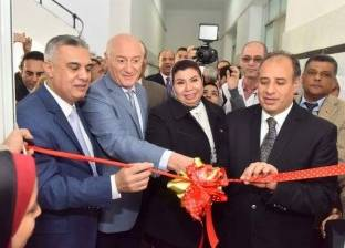افتتاح قسم العناية المركزة المتطورة بمستشفى صدر كرموز