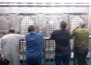 الصوفية يحتفلون بذكرى استقرار رأس الإمام الحسين بالقاهرة