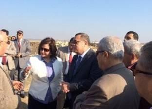 محرز: افتتاح مشروع تحسين جودة مياه بحيرة قارون بالفيوم الشهر المقبل