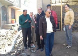 بالصور  رئيس سمنود يوجه بالإسراع في تنفيذ مشروع صرف كفر الثعبانية