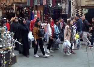 انتظام حركة السياحة في الحسين رغم حادث الدرب الأحمر الإرهابي