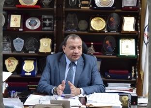 رئيس جامعة بني سويف: إنشاء وحدة الدعم المعنوي بكلية العلوم