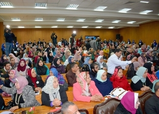 تنظيم المؤتمر الأول للمعهد الفني للتمريض في شربين بالدقهلية