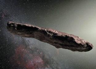 """كيف وصل أول زائر """"غامض"""" إلى نظامنا الشمسي؟"""