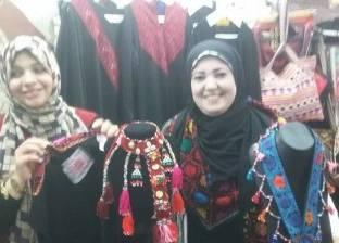 """صور  جمعية """"أبناء سيناء"""" تدرب 30 فتاة على المشغولات اليدوية"""