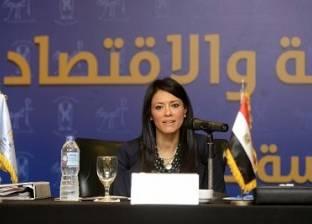 وزيرة السياحة: ناقشت خطط التسويق السياحى مع الرئيس فى اجتماع استمر 4 ساعات