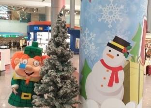 مطار القاهرة الدولي ينهي استعداداته لاحتفالات الكريسماس