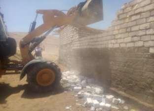 محافظ سوهاج: إزالة 924 حالة تعدي ضمن الموجة 13 لاسترداد حق الشعب