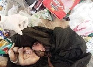 """مصدر أمني عن قاتل ابنته الرضيعة بقنا: """"كتم أنفاسها حتى الموت"""""""