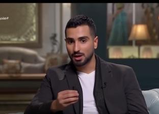 """محمد الشرنوبي: """"بحب جمهوري جدا.. وفخور إنهم ورايا دايما وبيدعموني"""""""