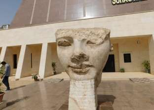 توافد المواطنين إلى متحف سوهاج القومي.. والدخول مجانا حتى نهاية أغسطس