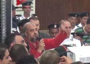 """تأجيل محاكمة البلتاجي بتهمة إهانة """"جنايات القاهرة"""" لـ26 ديسمبر"""