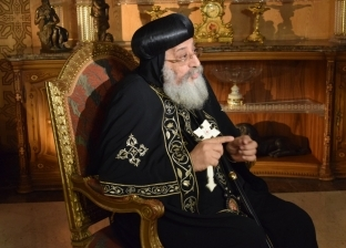 """البابا تواضروس يرفض إلغاء احتفالات عيد الميلاد بسبب """"أحداث المنيا"""""""