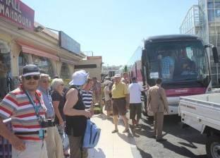 """""""جنوب سيناء"""" تشهد حالة من الانتعاش السياحي تزامنا مع أعياد الربيع"""
