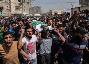 فلسطين: 10 شهداء حصيلة «جمعة الإطارات» فى غزة والسلطة تطالب بـ«إدانة دولية» لجرائم جيش الاحتلال