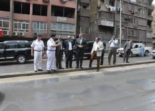 محافظة الجيزة تحذر مستخدمي كوبري الدقي قبل عمليات الصيانة