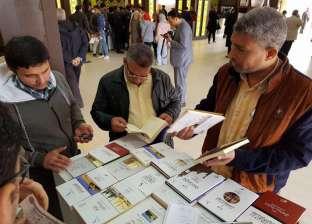 وزير الثقافة المغربي يزور جناح مجلس حكماء المسلمين بمعرض الدار البيضاء