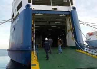 تداول 365 شاحنة ووجود 15 سفينة بأرصفة هيئة موانئ البحر الأحمر