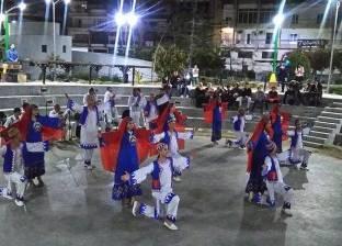 أنشطة فنية وثقافية مختلفة بفرع ثقافة جنوب سيناء