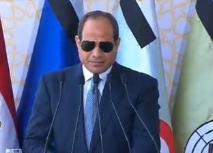 السيسي لخريجي الكليات العسكرية: مصر لا تقابل العطاء إلا بالعطاء