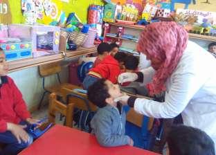 اليوم.. انطلاق حملة التطعيم ضد شلل الأطفال في البحر الأحمر