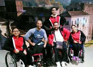 المنتخب المصري لسباحة الإعاقة الحركية يشارك في بطولة العالم بالمكسيك