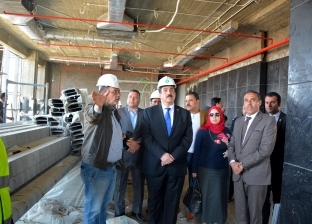 محافظ القليوبية يتفقد أعمال المنطقة الاستثمارية في بنها