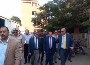 رئيس جامعة بنى سويف: وضع إستراتيجية أمنية لتأمين المستشفى الجامعي