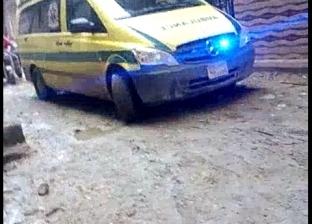 مصرع شخص وإصابة 9 آخرين في حادث تصادم مروع بمدينة السادات