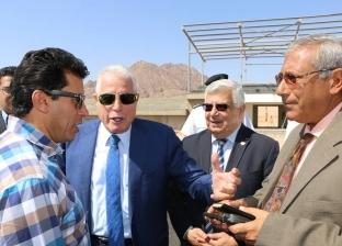 وزير الشباب يقيل مدير منتدى 6 أكتوبر بسبب تقصيره في العمل