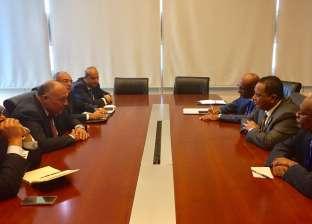 وزيرا خارجية مصر والسودان يؤكدان عمق العلاقات التاريخية بين البلدين