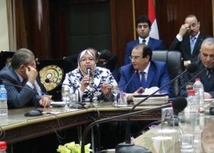 نائبة لوزير الري: الحكومة تدمر الفلاح ولا تنفذ تعليمات الرئيس
