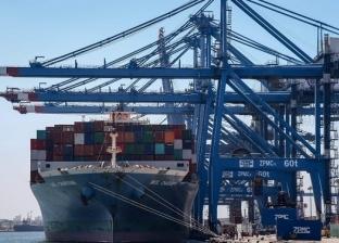 117951 طن قمح رصيد صومعة الحبوب والغلال بميناء دمياط